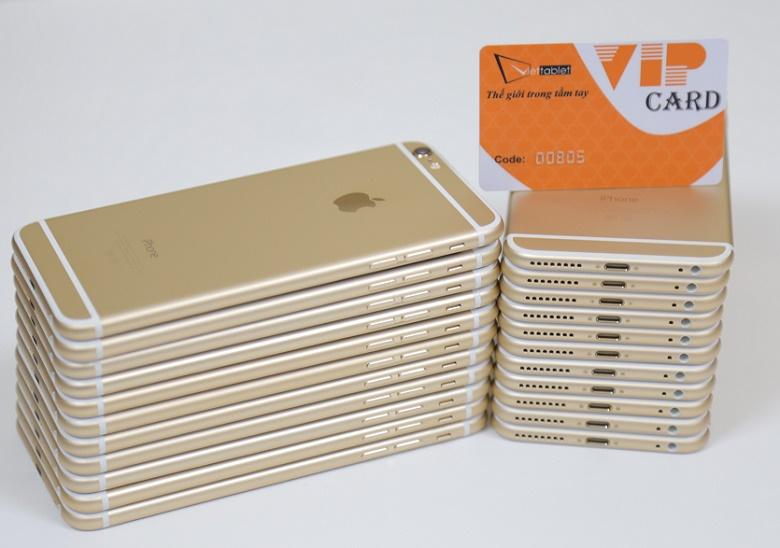 iPhone 6 Plus Cũ 16Gb quốc tế hàng chất lượng tại Viettablet