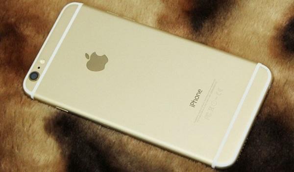 Mặt lưng của iPhone 6 Plus Lock bóng bẩy và sang trọng