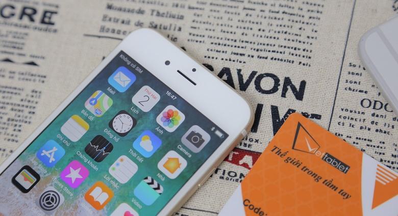 iPhone 6 Cũ 16GB Like New có mức giá rất tốt