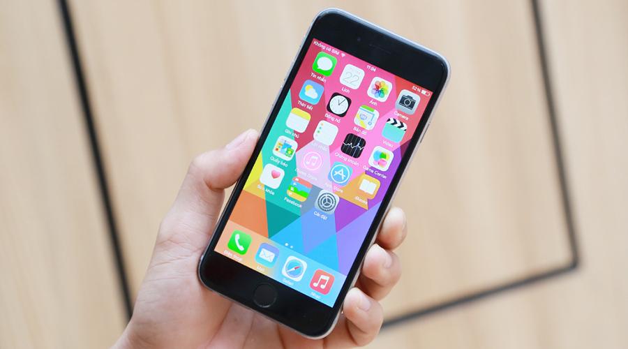iPhone 6 Cũ Like New màn hình sắc nét