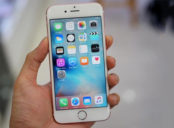 iPhone 6S 16GB Quốc Tế Cũ vân tay