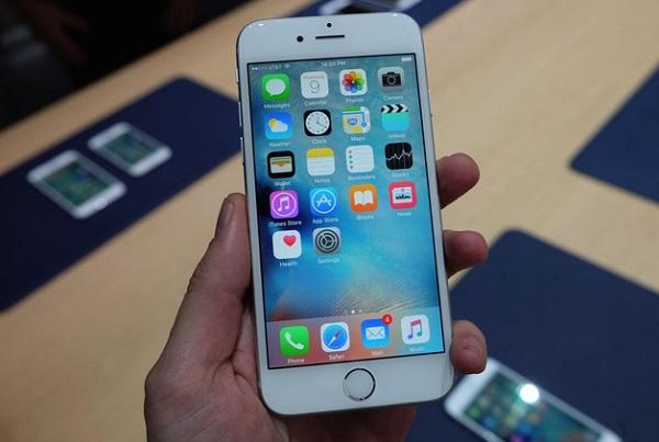 iPhone 6S 16GB Quốc Tế Cũ màn hình