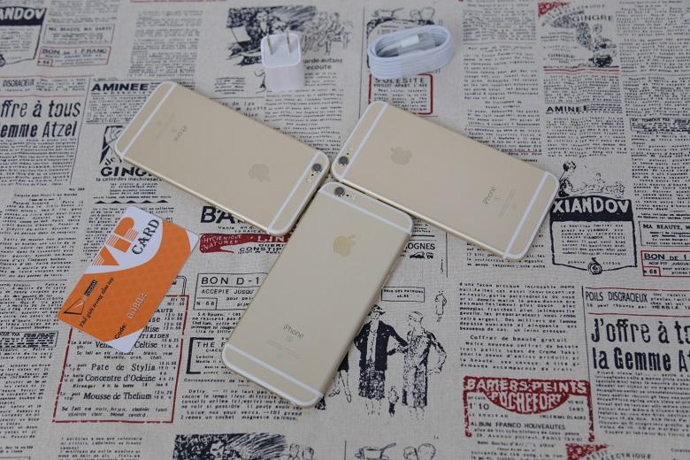 iPhone 6S trôi bảo hành