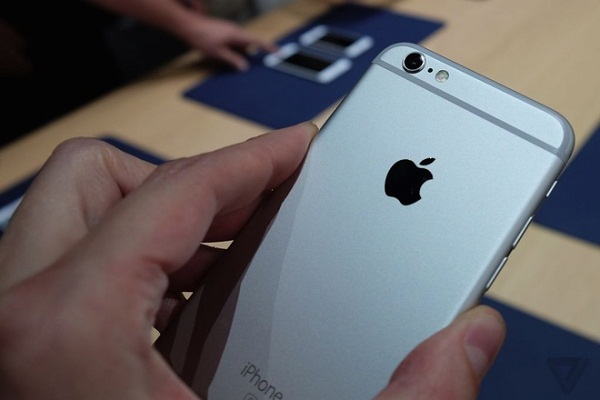 Camera của iPhone 6S là tiểu mục được cải tiến sáng giá nhất