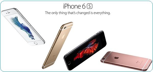 iPhone 6S nổi bật với thiết kế đẹp, [hần cứng được cách tân mạnh mẽ, trải nghiệm tuyệt vời