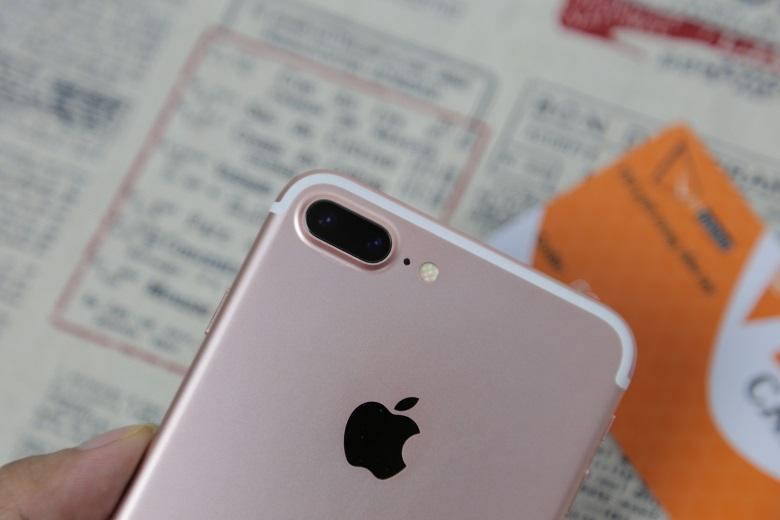 iphone 7 plus trôi bảo hành camera