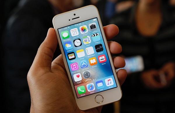 iPhone SE 64GB có bộ nhớ RAM 2GB mạnh mẽ
