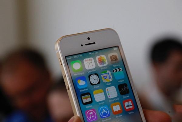 Hình ảnh hiển thị trên iPhone SE 64GB sắc nét, chân thực