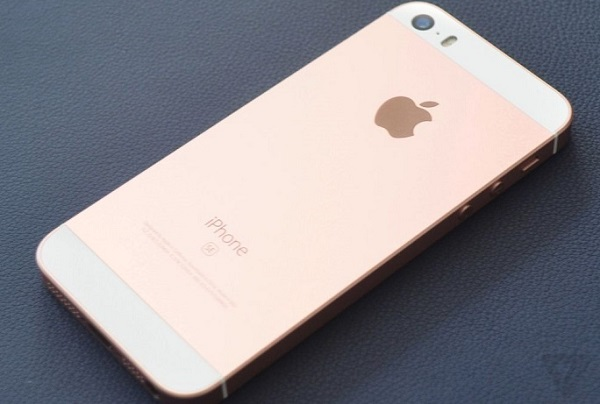 iPhone SE cũ bổ sung màu vàng hồng sang chảnh