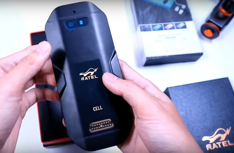 thiết kế Ratel Cell R1020