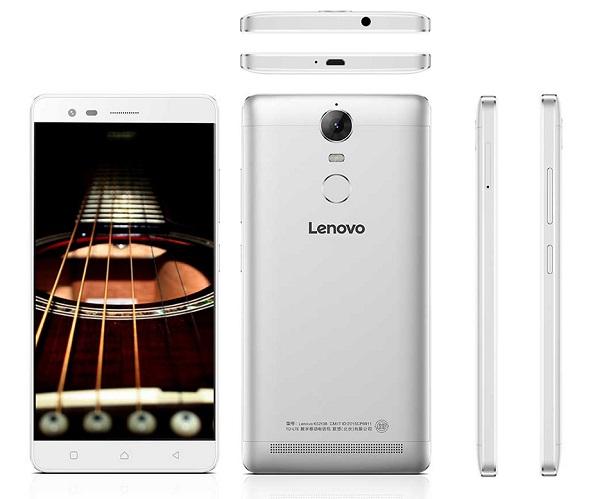 Lenovo K5 Note sở hữu kích thước lần lượt là 152 x 75.7 x 8.5 mm và có 2 màu sắc tùy chọn vàng Gold và bạc.