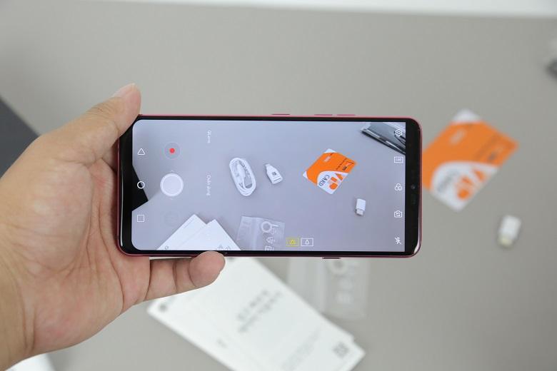 đánh giá camera LG G7 ThinQ