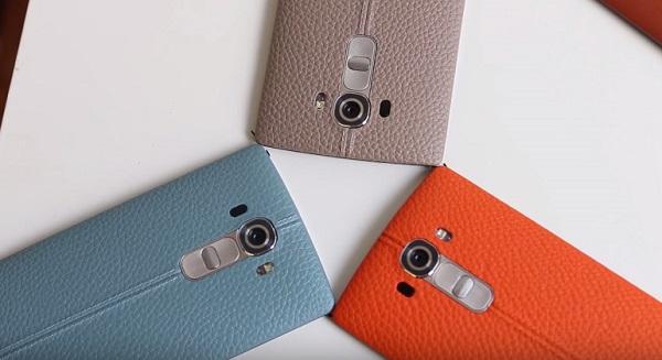 Camera của LG G4 cũ