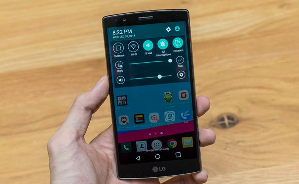 LG G4 Cũ có hiệu năng mạnh mẽ