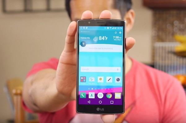 LG G4 Cũ likew new cho hình ảnh hiển thị sắc nét