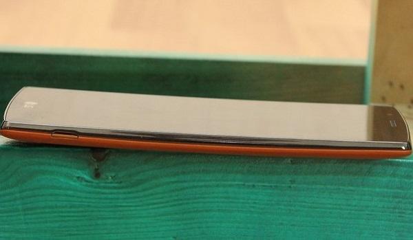 Thiết kế của LG G4 cũ