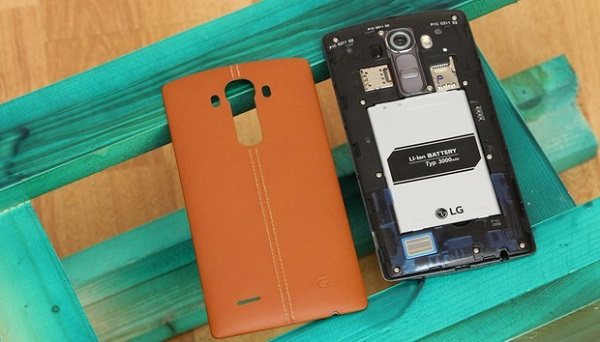 Thời lượng pin của LG G4 cũ