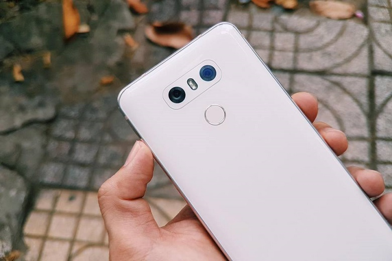 LG G6 cũ sở hữu camera không có đối thủ trong tầm giá