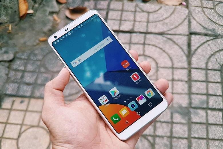 LG G6 cũ có giá bán dao động từ 3 - 4 triệu đồng