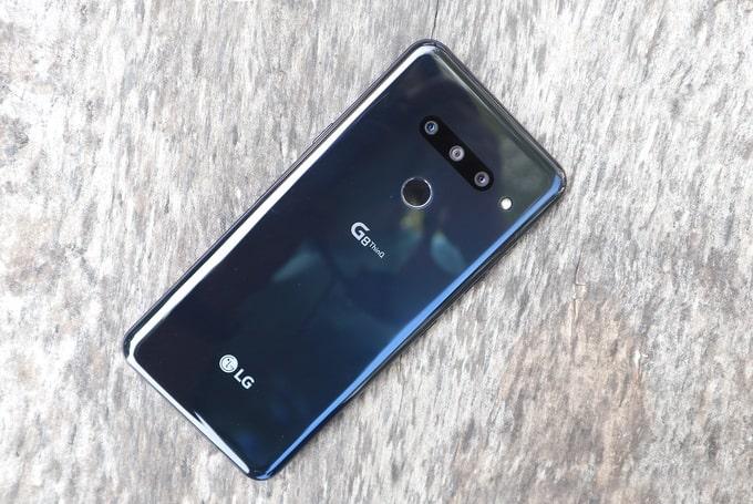 LG G8 ThinQ Hàn cũ