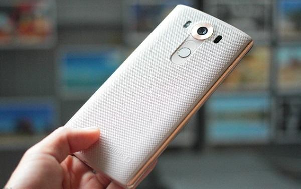 LG V10 Cũ có thiết kế vô cùng chắc chắn và bền bỉ