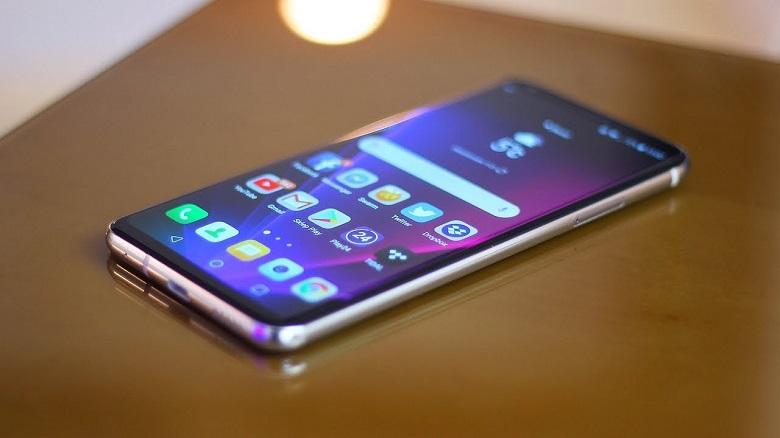 đánh giá thiết kế LG V30