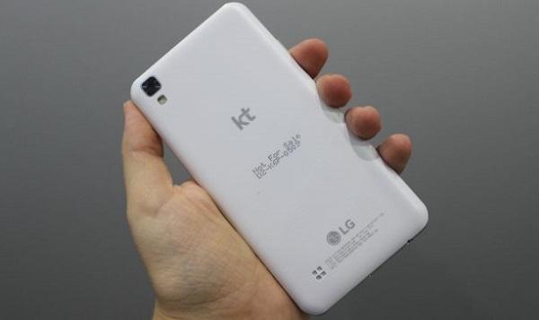 LG X Power có khả năng quay video Full HD
