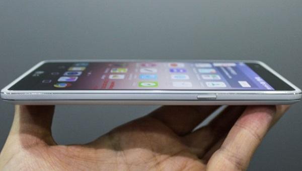 Tuy có pin khủng nhưng LG X Power vẫn mỏng chỉ 7.9mm