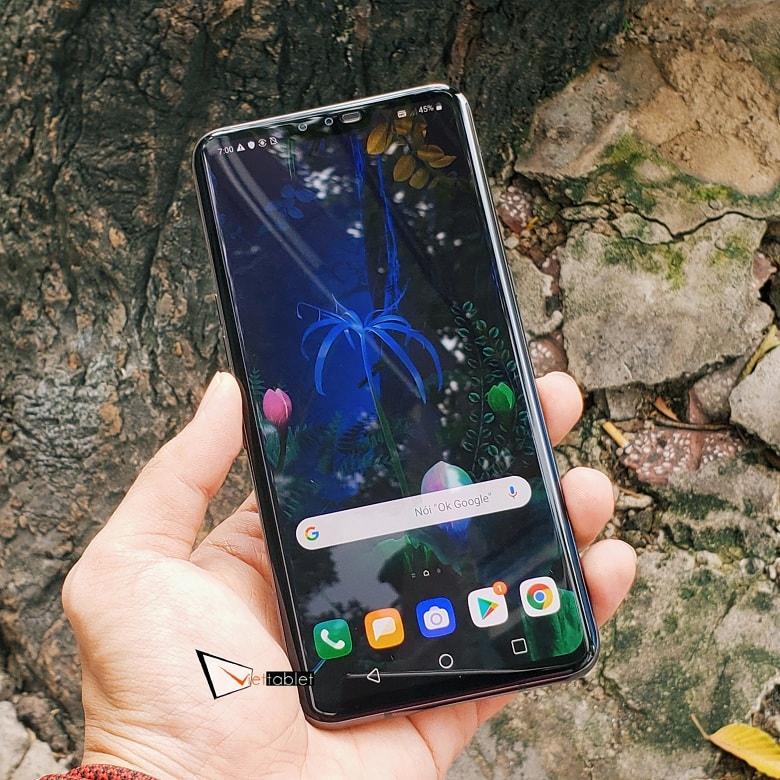 màn hình LG V50 ThinQ 5G cũ