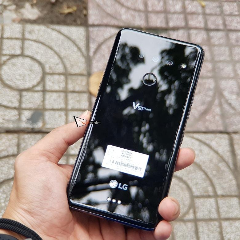 thiết kế LG V50 ThinQ 5G cũ
