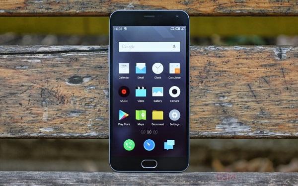 Meizu M2 Note có thiết kế đẹp, cấu hình mạnh mẽ