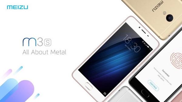 Meizu M3s sở hữu cấu hình rất mạnh