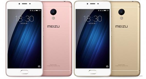 Tổng quan thiết kế Meizu M3S