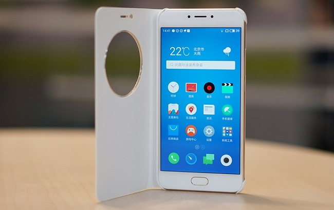 Meizu MX6 chính hãng xách tay giá bán rất rẻ