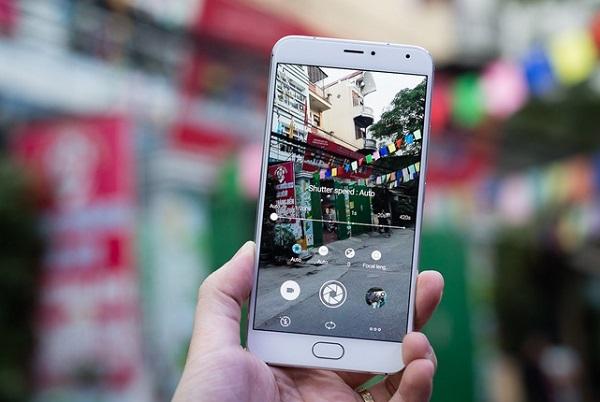 Meizu Pro 5 cho chất lượng ảnh chụp xuất sắc