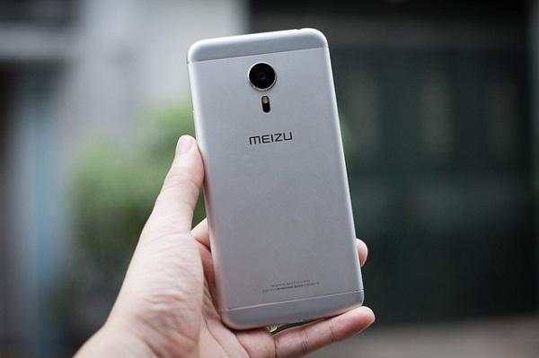 Meizu Pro 5 có hữu thiết kế đẹp như iPhone