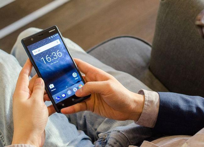 Nokia 5 chính hãng xách tay giá bao nhiêu