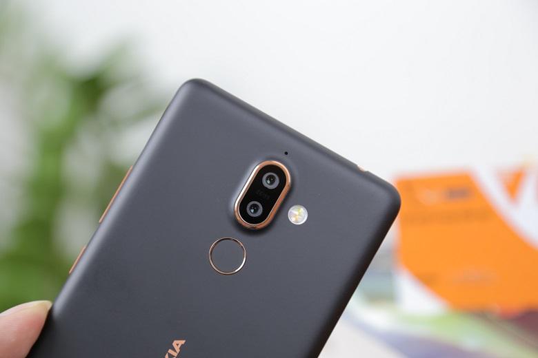 Camera Nokia 7 Plus