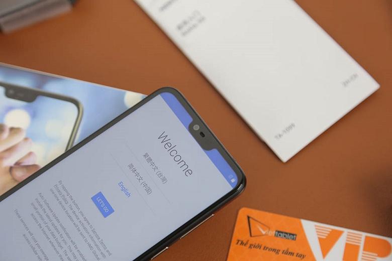 nokia x6 2018 đánh giá màn hình tai thỏ