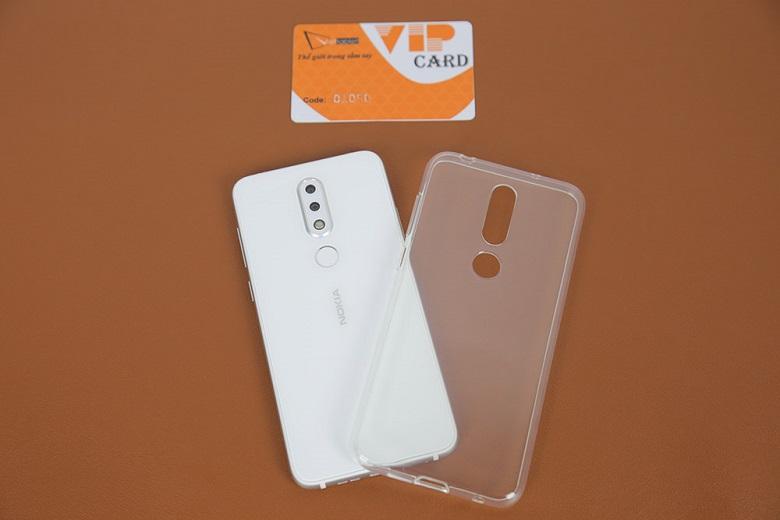 Nokia X6 màu trắng tại viettablet