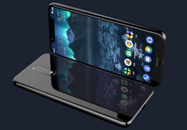 so sánh Nokia X5 2018