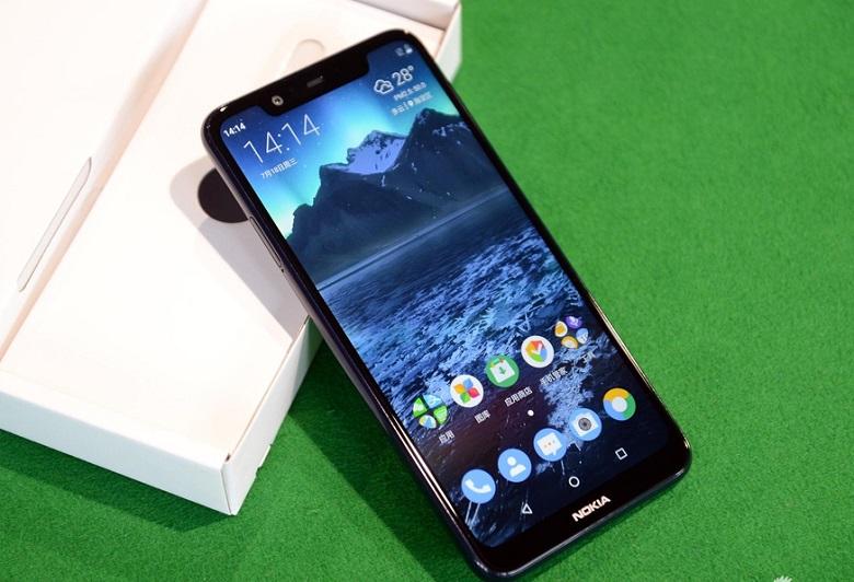 đánh giá cấu hình Nokia X5 2018