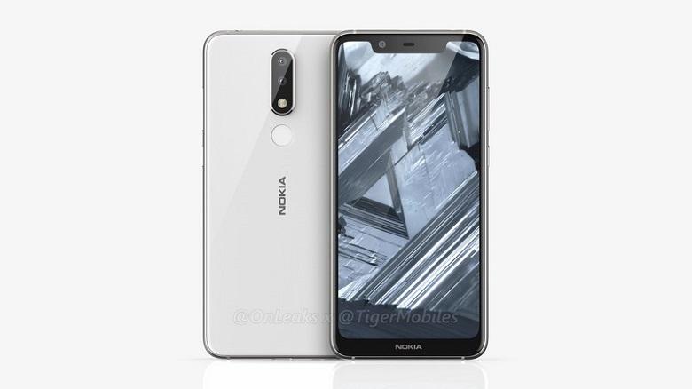 Nokia 5.1 Plus hình ảnh