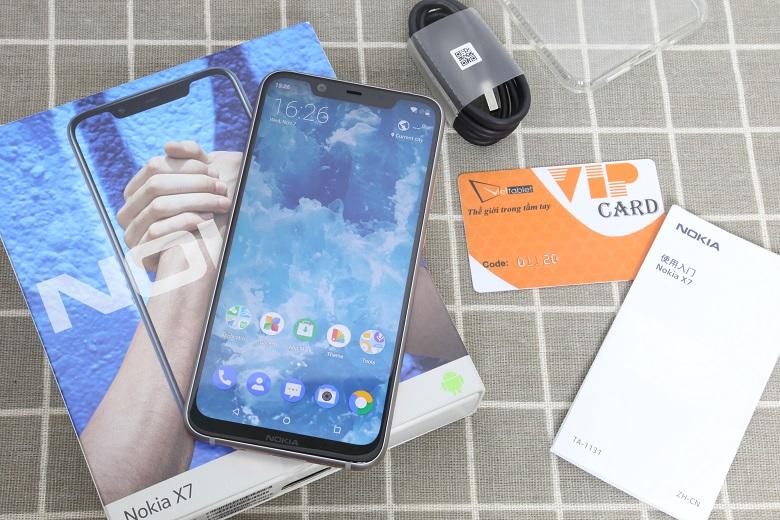 Nokia X7 quá hoàn hảo trong phân khúc 6 triệu đồng