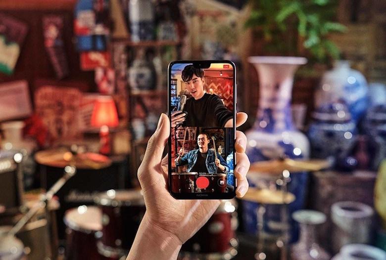 Nokia X7 2018 thiết kế cấu hình