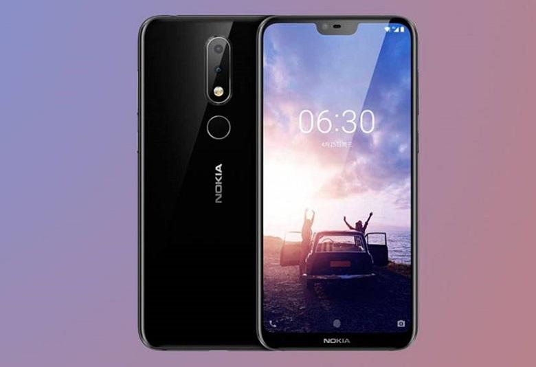 nokia x7 2018 chip snapdragon 710