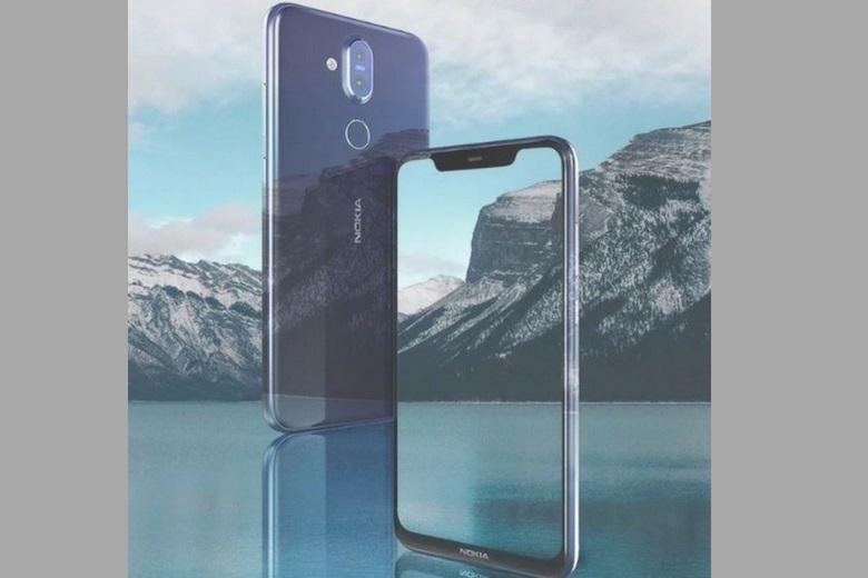 Nokia X7 2018 lộ diện hình ảnh mặt trước và sau
