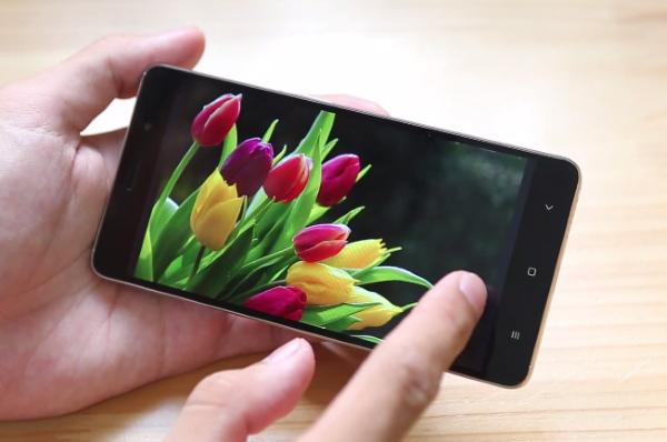 Điện thoại Nomi 3S màn hình hd