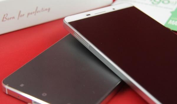 Điện thoại Nomi 3S thiết kế