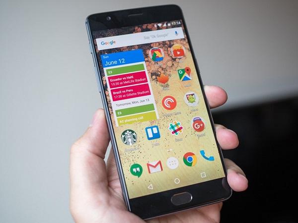 OnePlus 3 sở hữu màn hình Full HD